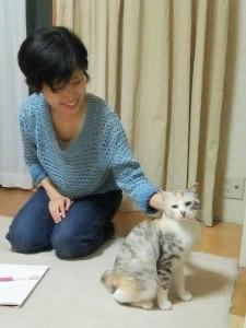ペットシッター 衣袋 寿志子